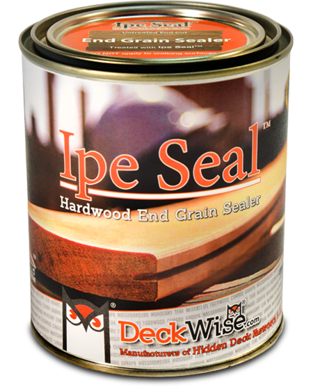 Ipe Seal™ End Grain Sealer