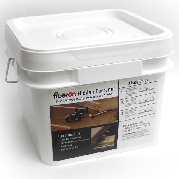 Buy Quality Fiberon Fasteners Composite Decking