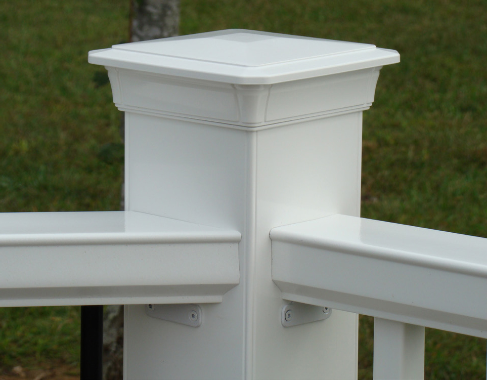 Fiberon Post Sleeve Kit 6x6 - Fiberon Railing | Shop Online