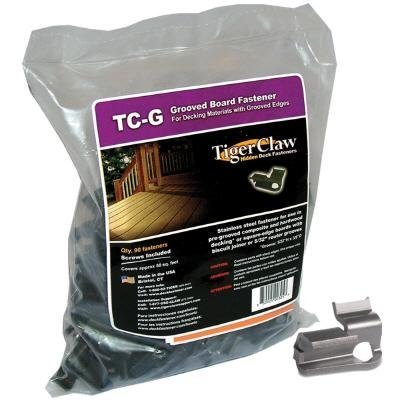 TIGER CLAW TC-G FASTENERS