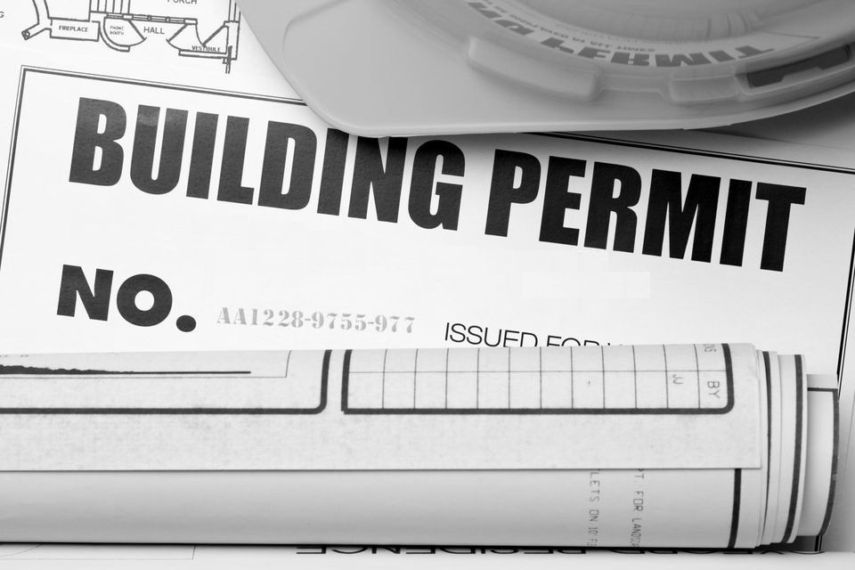 Deck Permit Drawings