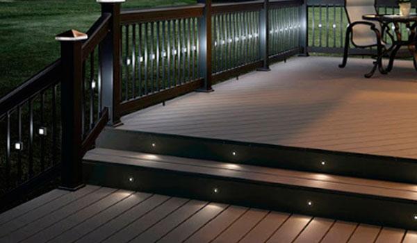 in-light decking light