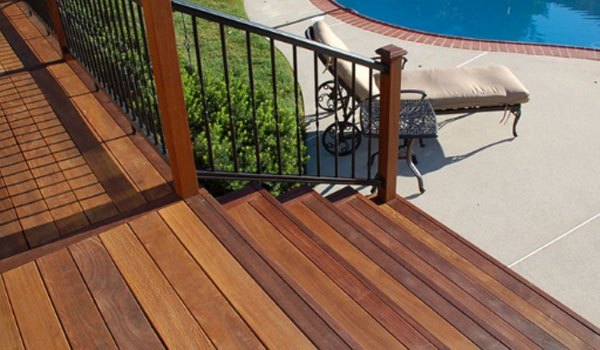 features of ipe wood decking