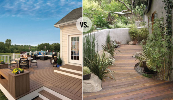 what is better composite decking or ipe decking